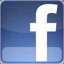 facebook f transparent